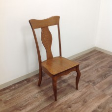 Avalon Hill Side Chair, Wood Seat
