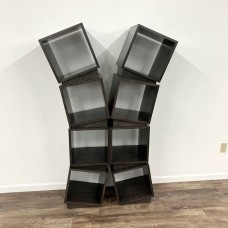 8-Box Wedge Tower Bookcase