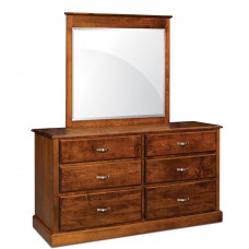 Augusta 6-Drawer Dresser