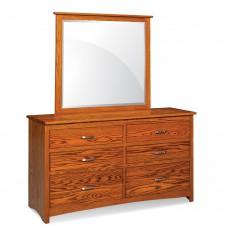 Campbell 6-Drawer Dresser