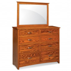 Campbell 8-Drawer Mule Chest