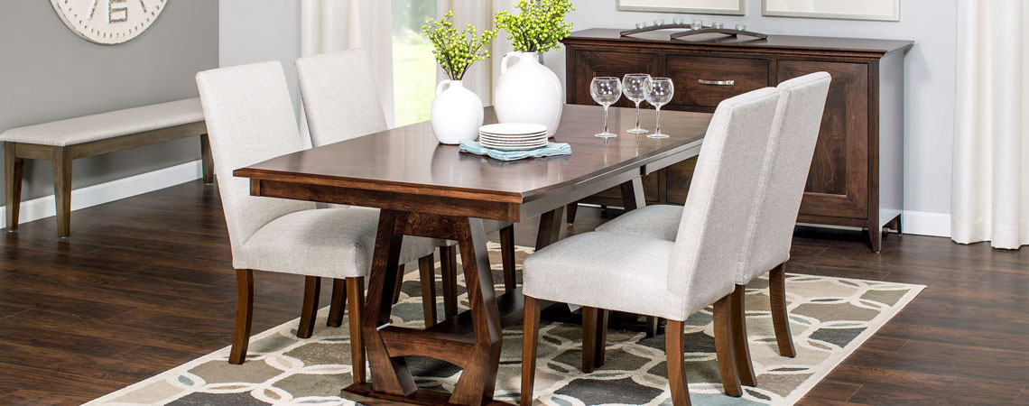 Louisville Trestle Table